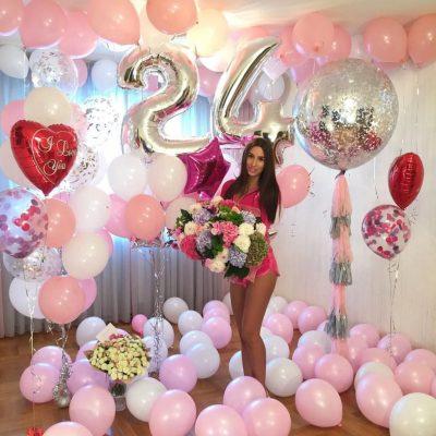Tổ chức sinh nhật cho bạn gái
