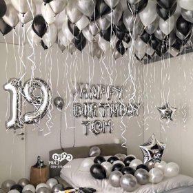 Tại sao lại phải trang trí sinh nhật bằng bong bóng chữ ?
