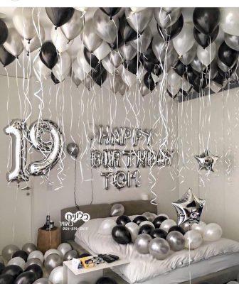 trang trí phòng sinh nhật lãng mạn