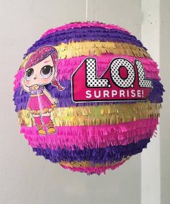 Pinata Lol phụ kiện trang trí sinh nhật bé gái
