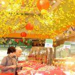 12 Gợi ý trang trí tết siêu thị thu hút khách hàng