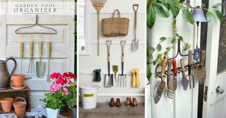 15 cách tốt nhất để bảo quản dụng cụ làm vườn của bạn
