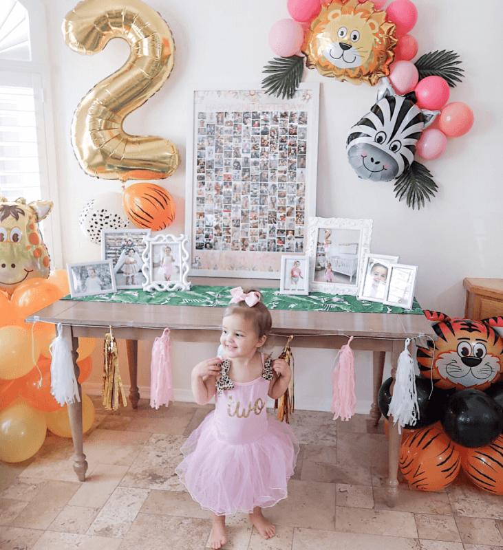 Cách tổ chức sinh nhật cho bé 2 tuổi tại nhà