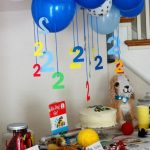 7+ Cách trang trí sinh nhật tại nhà bằng bong bóng
