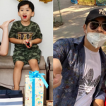 Ngọc Lan kỳ quặc tổ chức sinh nhật cho bé, Thanh Bình vắng mặt nhưng có hành động đặc biệt dành cho bé