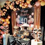 3 Cách trang trí bóng bay đẹp trong tiệc sinh nhật