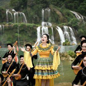 Album Tiếng hát giữa rừng Pác Bó mừng sinh nhật Bác | Văn hóa