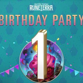 Huyền Thoại Runeterra mừng sinh nhật 1 tuổi với nhiều điều thú vị | Cộng đồng | Game
