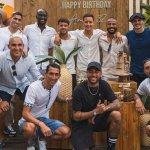 Mbappe không dự sinh nhật Ander Herrera khi có mặt Messi, Ramos, Neymar | Bóng đá Quốc tế